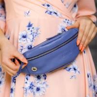 Как носить яркую сумку