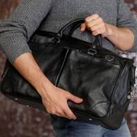 Мужская сумка для ручной клади. Тонкости выбора