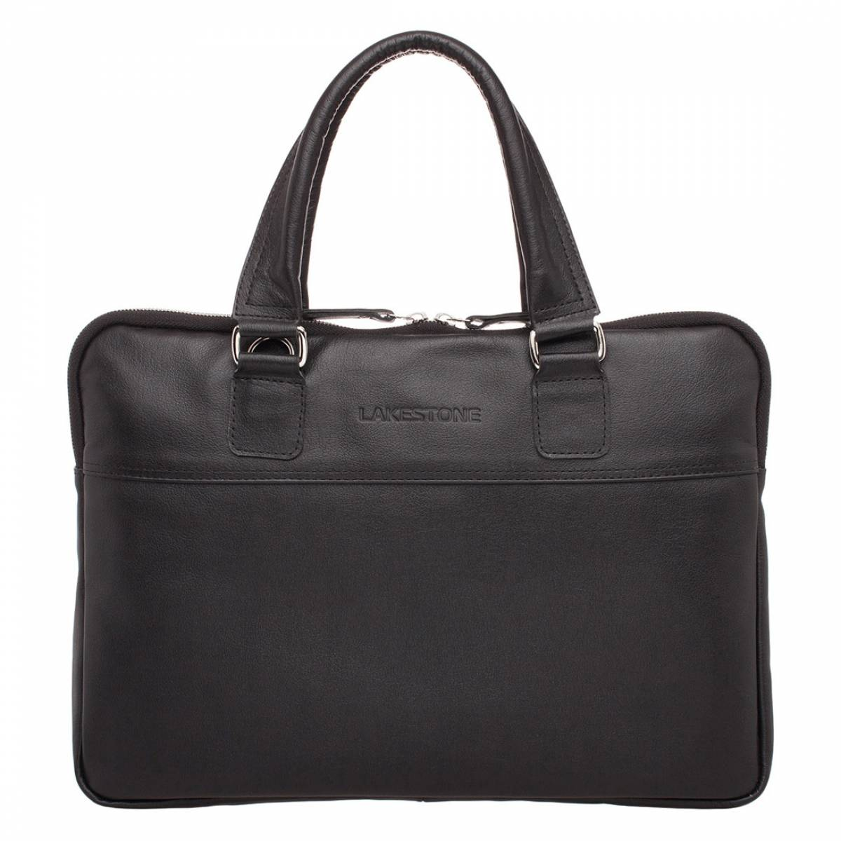 Деловая сумка для ноутбука Anson Black фото