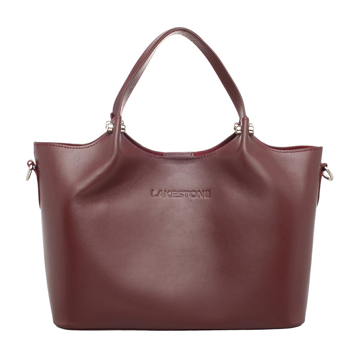 Женская сумка Arley Burgundy фото