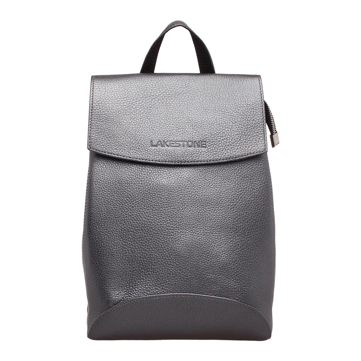 Женский рюкзак Ashley Silver Grey фото