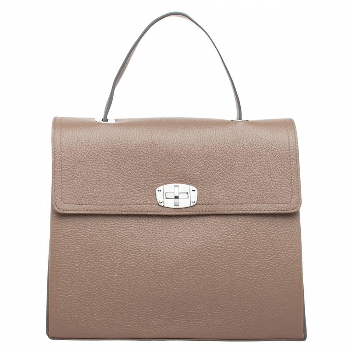 Женская сумка Astrey Taupe/Grey фото