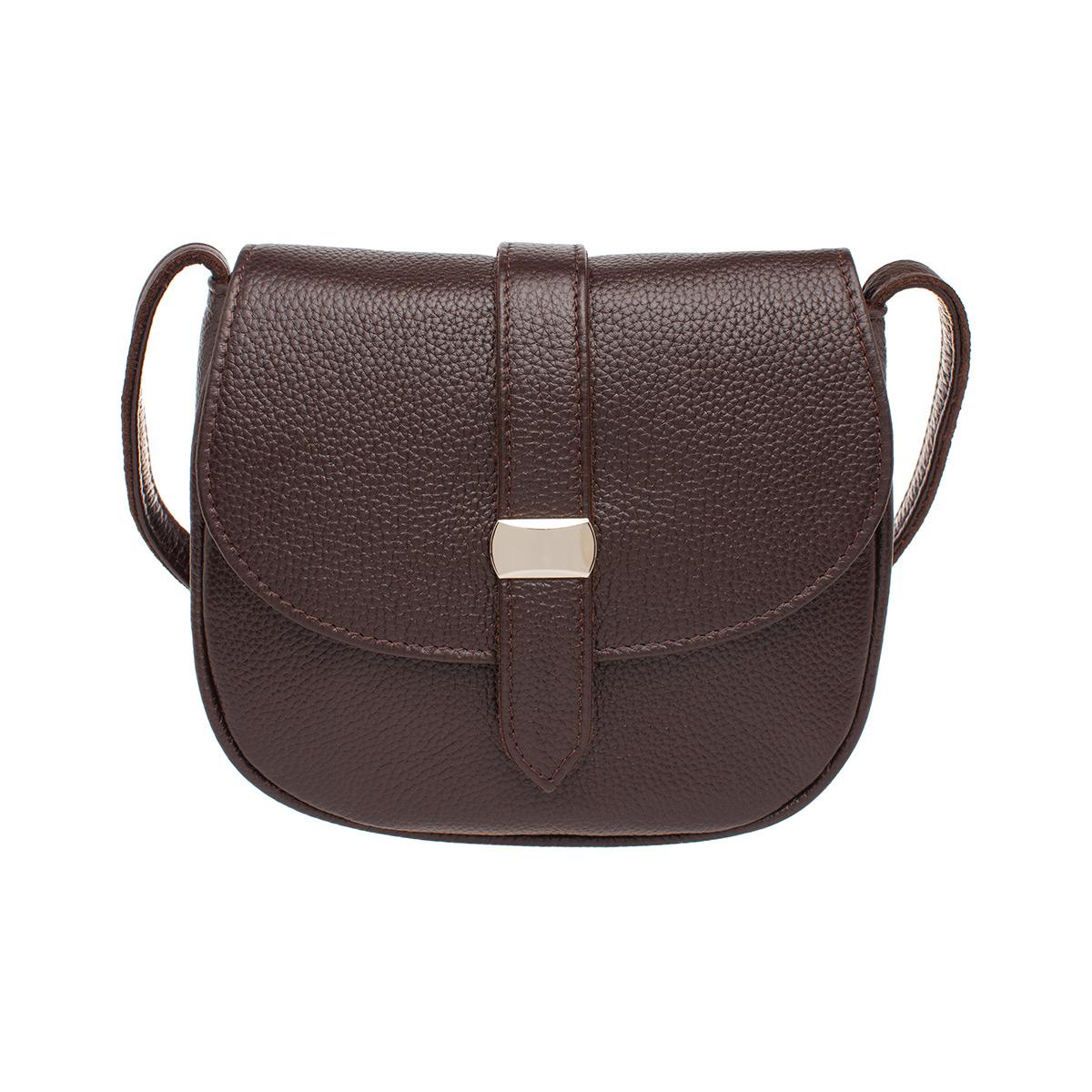 Женская сумка через плечо Baglyn Brown фото