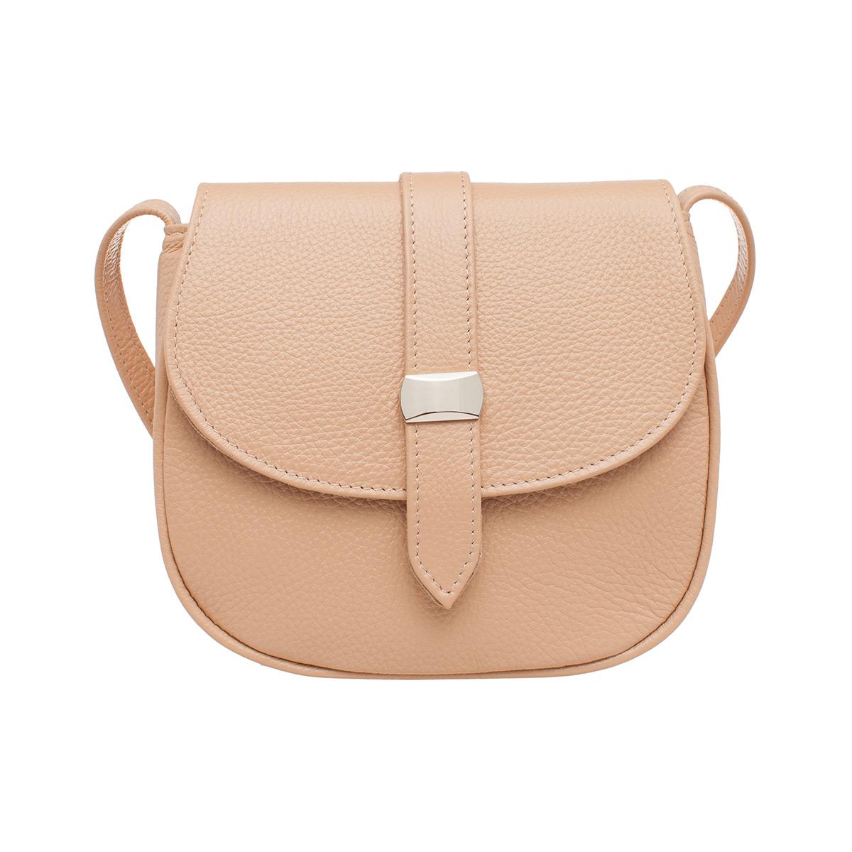 Женская сумка через плечо Baglyn Peach фото