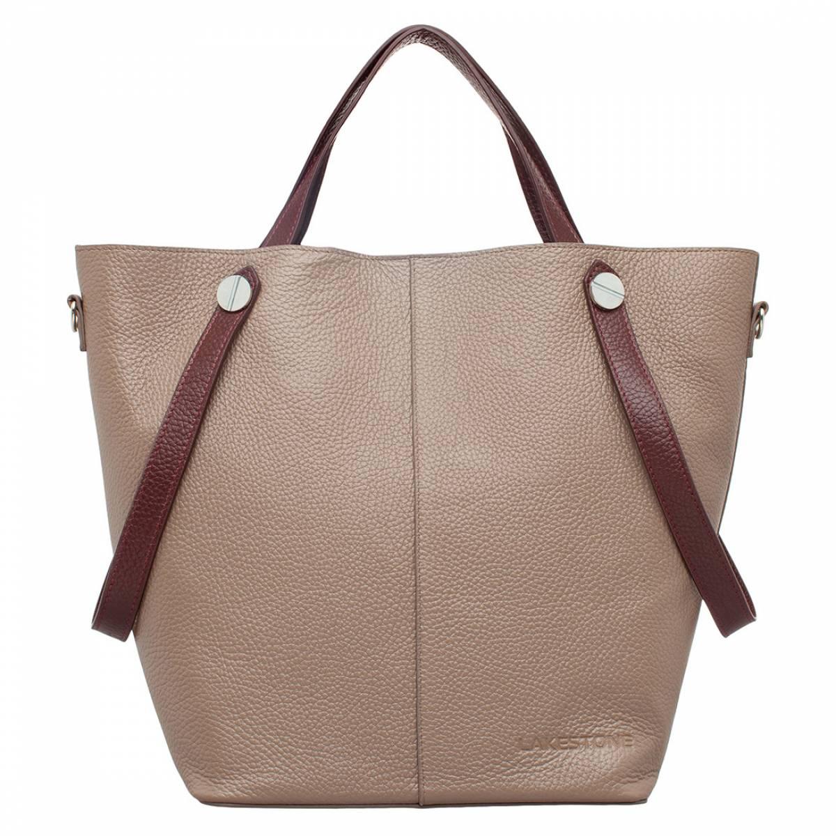 Женская сумка Bagnell Taupe фото