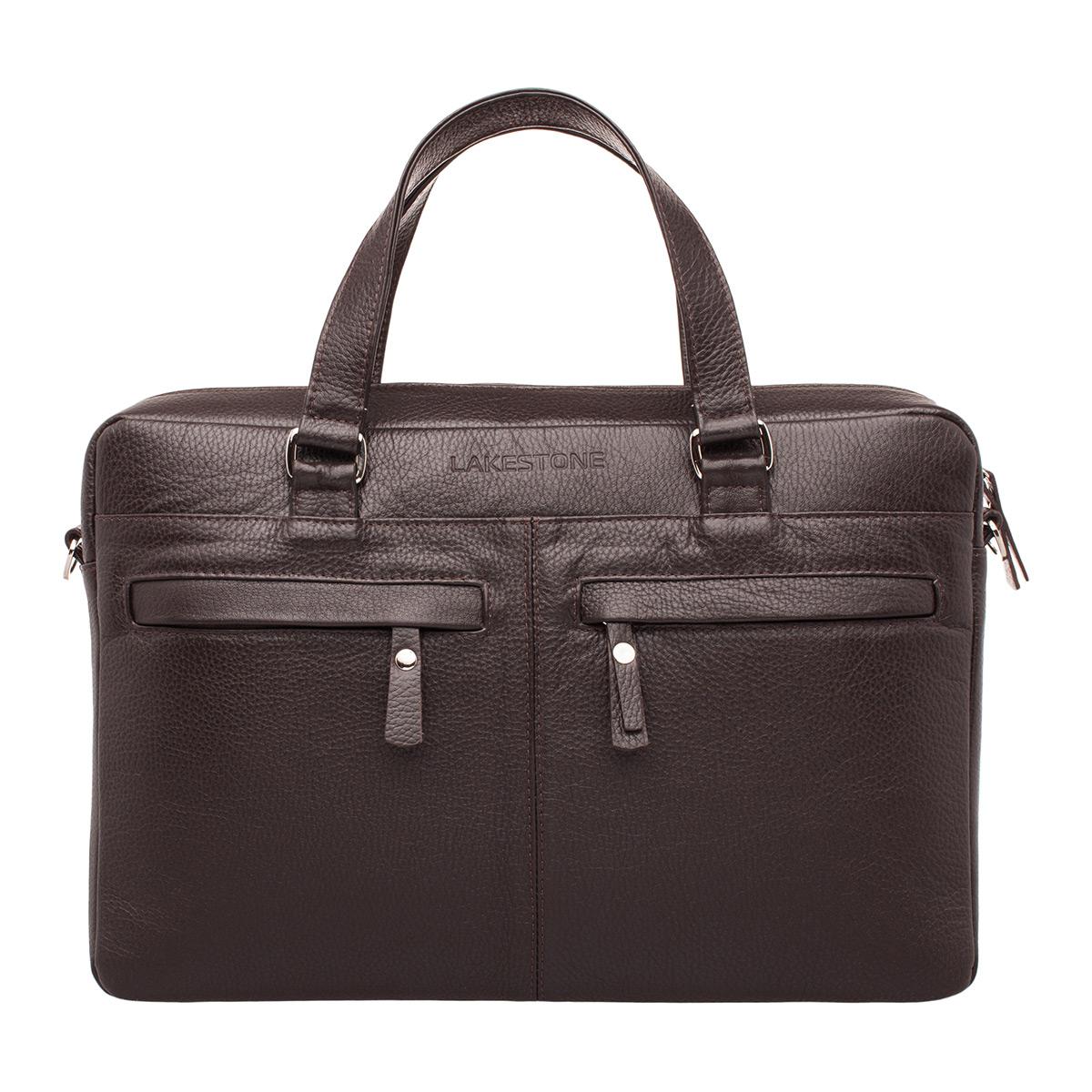 Деловая сумка Bedford Brown для ноутбука фото