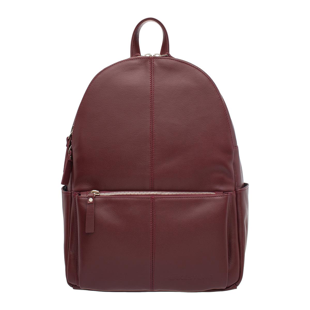 Женский рюкзак Belfry Burgundy фото