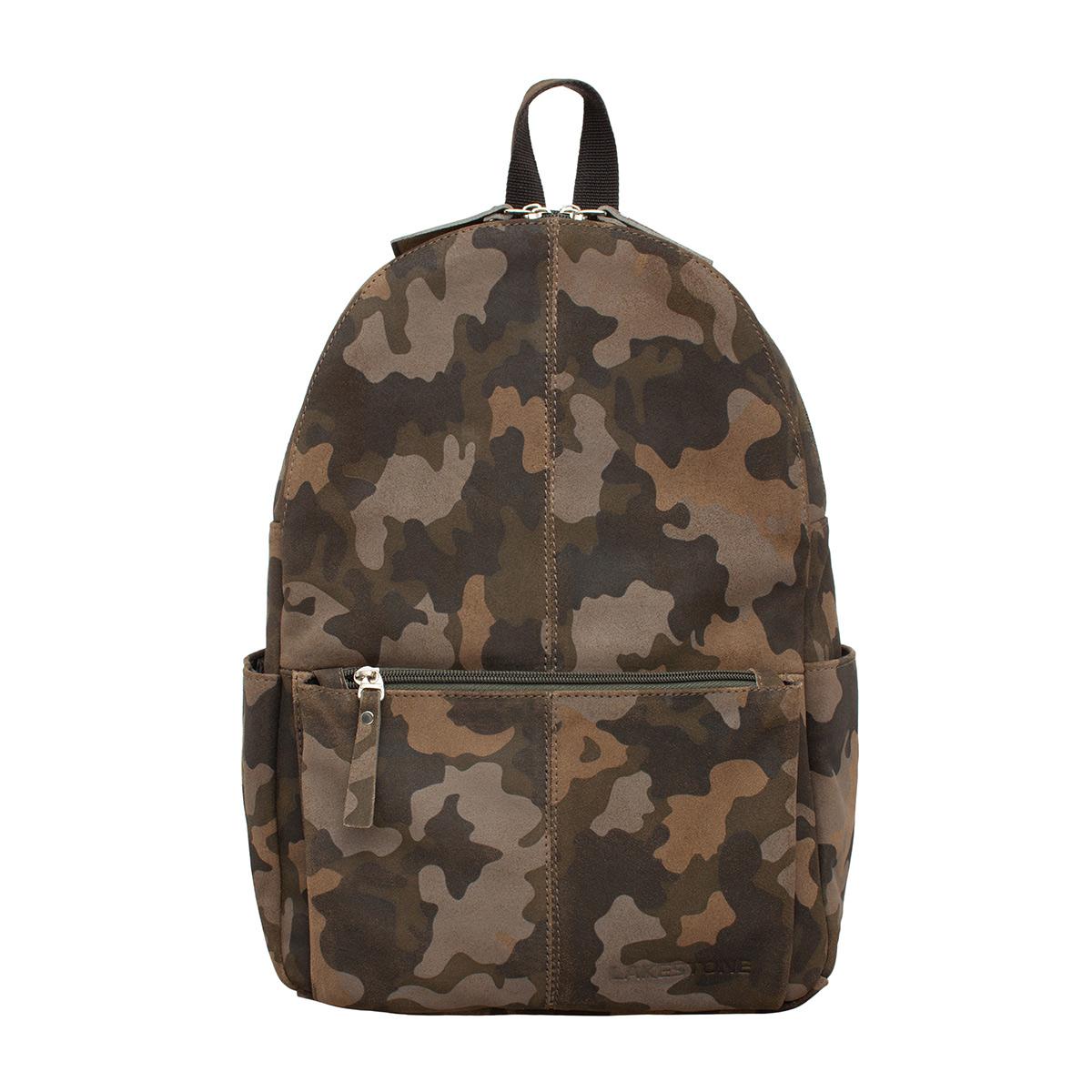 Женский рюкзак Belfry Military фото