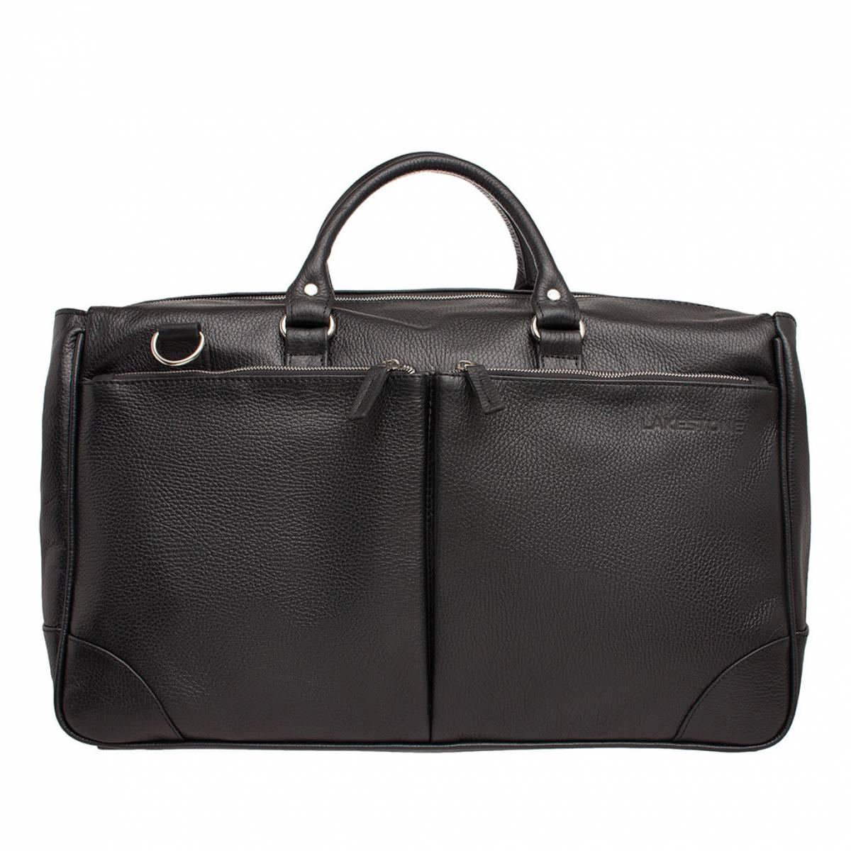 Дорожно-спортивная сумка Benford Black фото