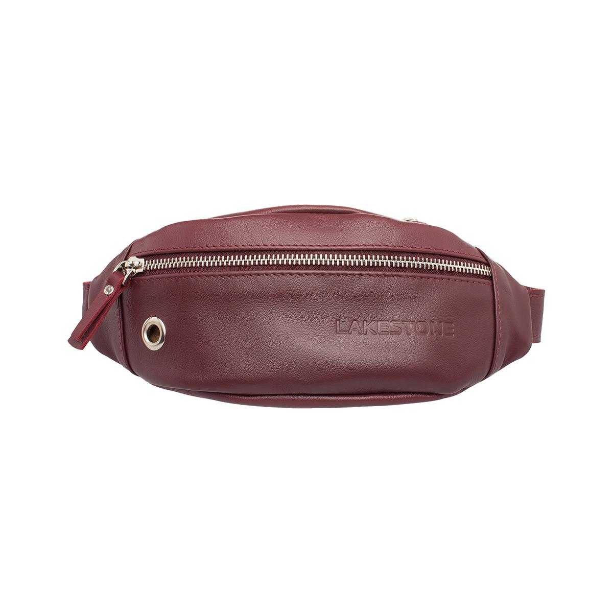 Женская поясная сумка Bisley Burgundy фото