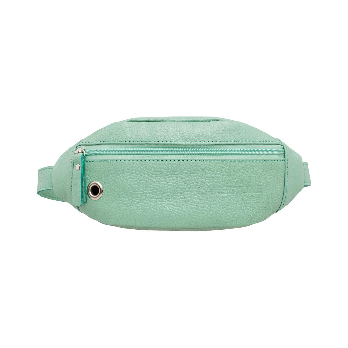 Женская сумка на пояс Bisley Mint Green фото