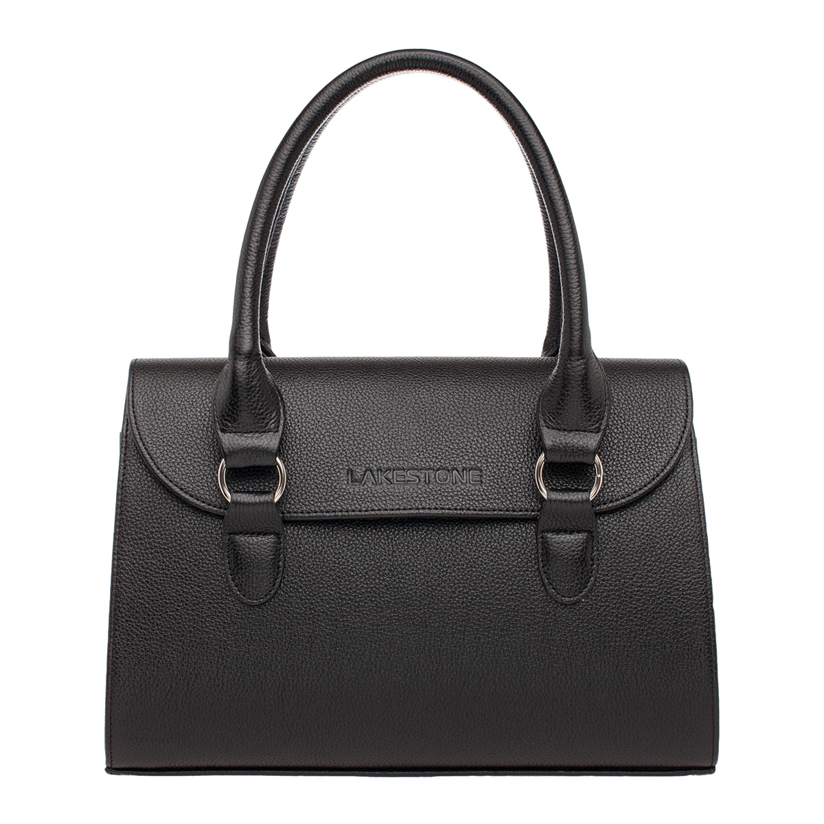 Женская кожаная сумка Bloy Black