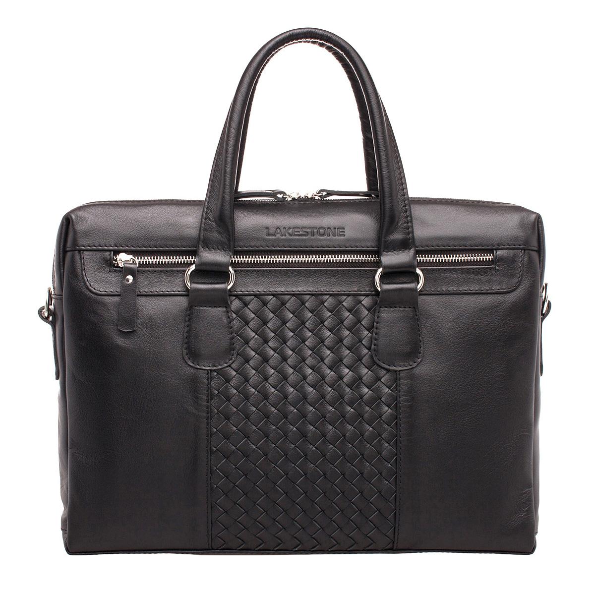 Деловая сумка Bramley Black для ноутбука фото