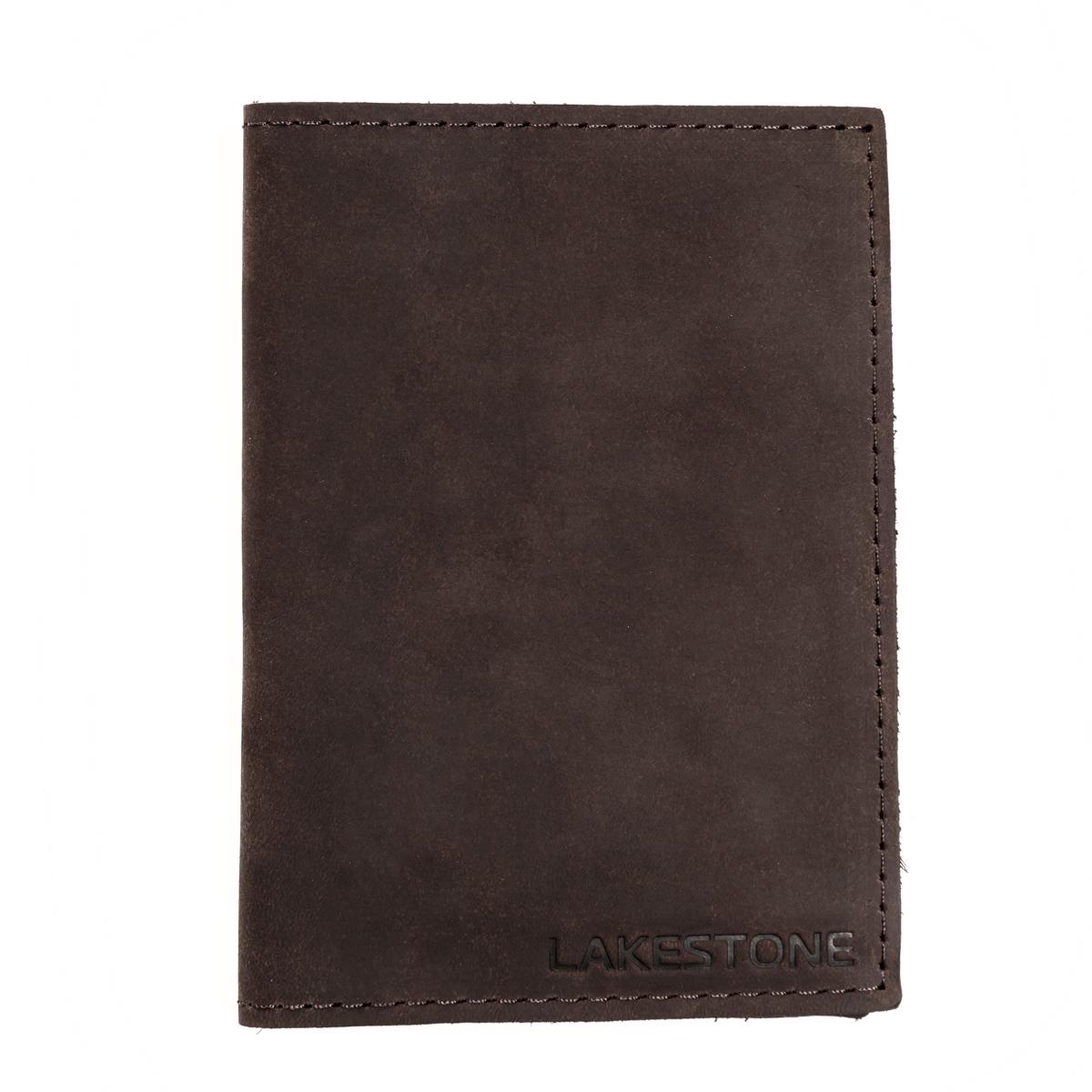 Обложка для паспорта Broad Brown фото