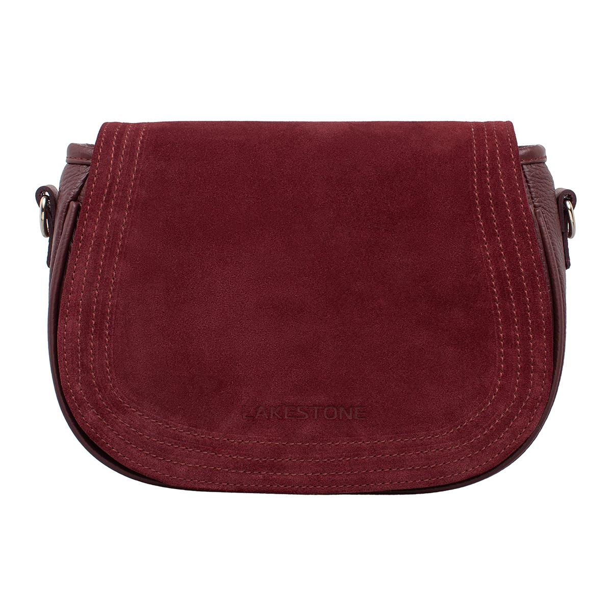 Женская сумка Cameron Burgundy