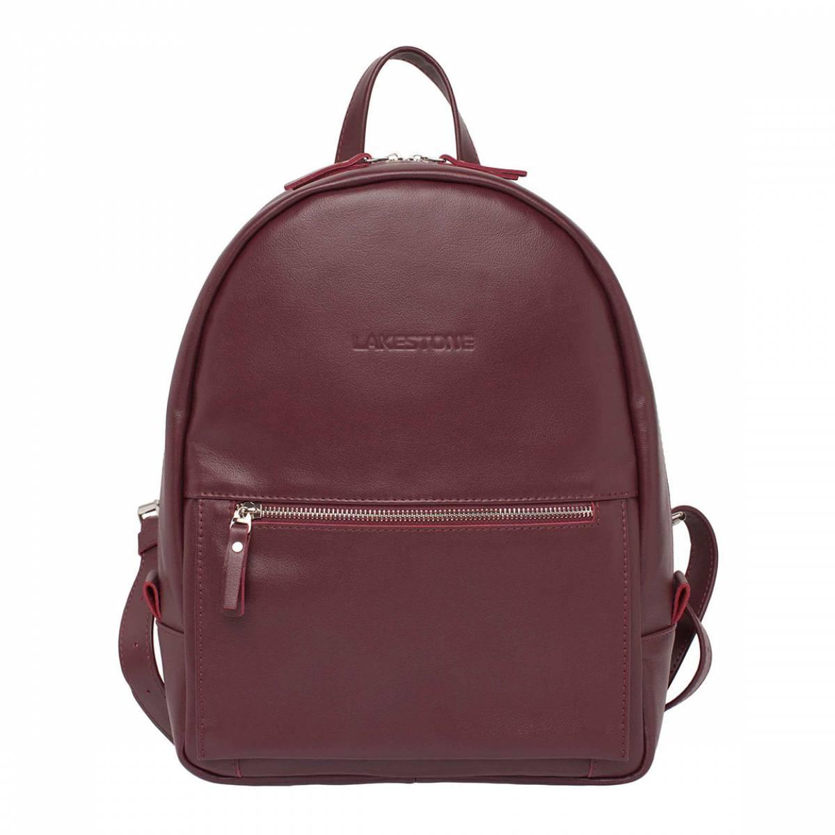 Женский рюкзак Caroline Burgundy фото