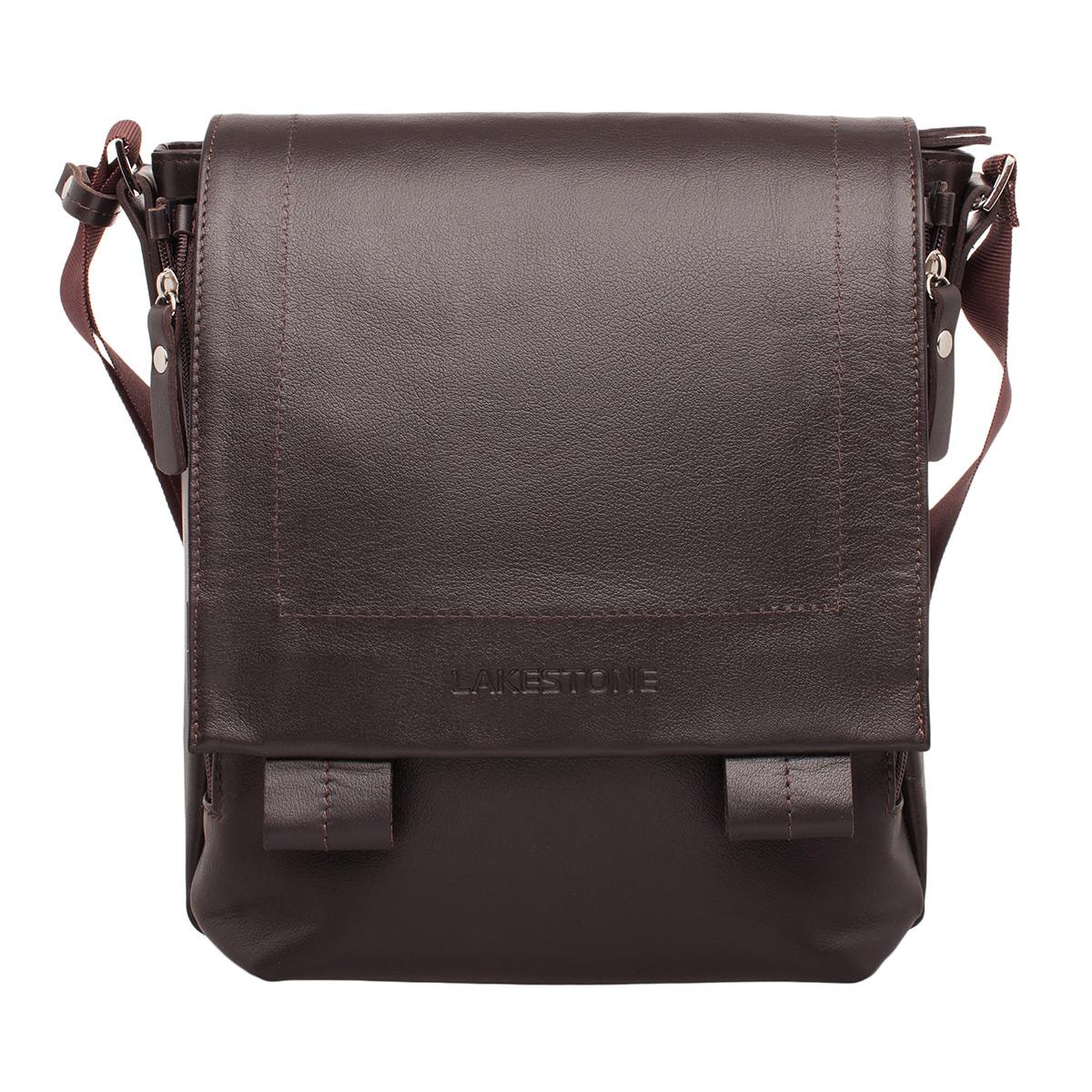 Кожаная сумка через плечо Cherington Brown фото