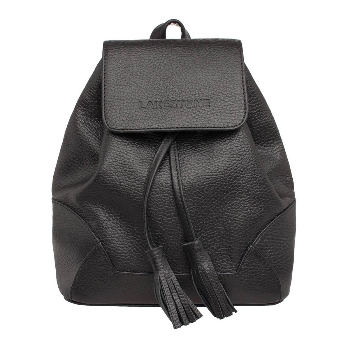 Небольшой женский рюкзак Clare Black фото