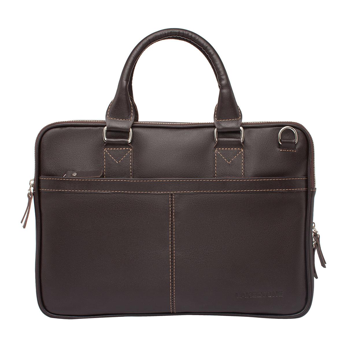Деловая сумка Cromwell Brown фото