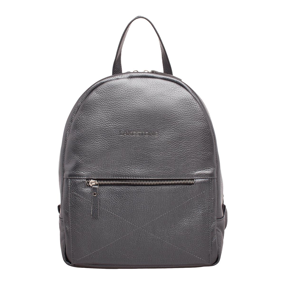 Женский рюкзак Darley Silver Grey фото
