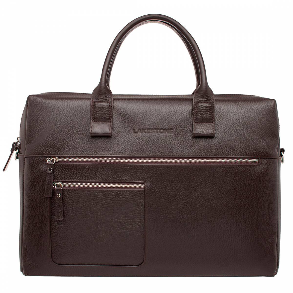 Деловая сумка Dartmoor Brown фото