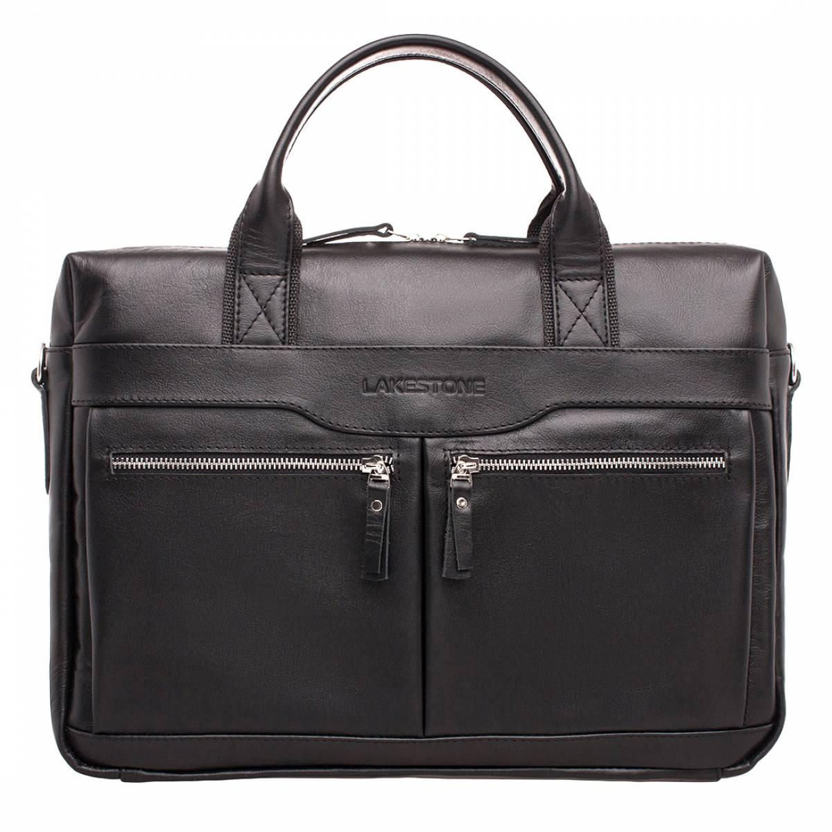 Деловая сумка Dorset Black фото