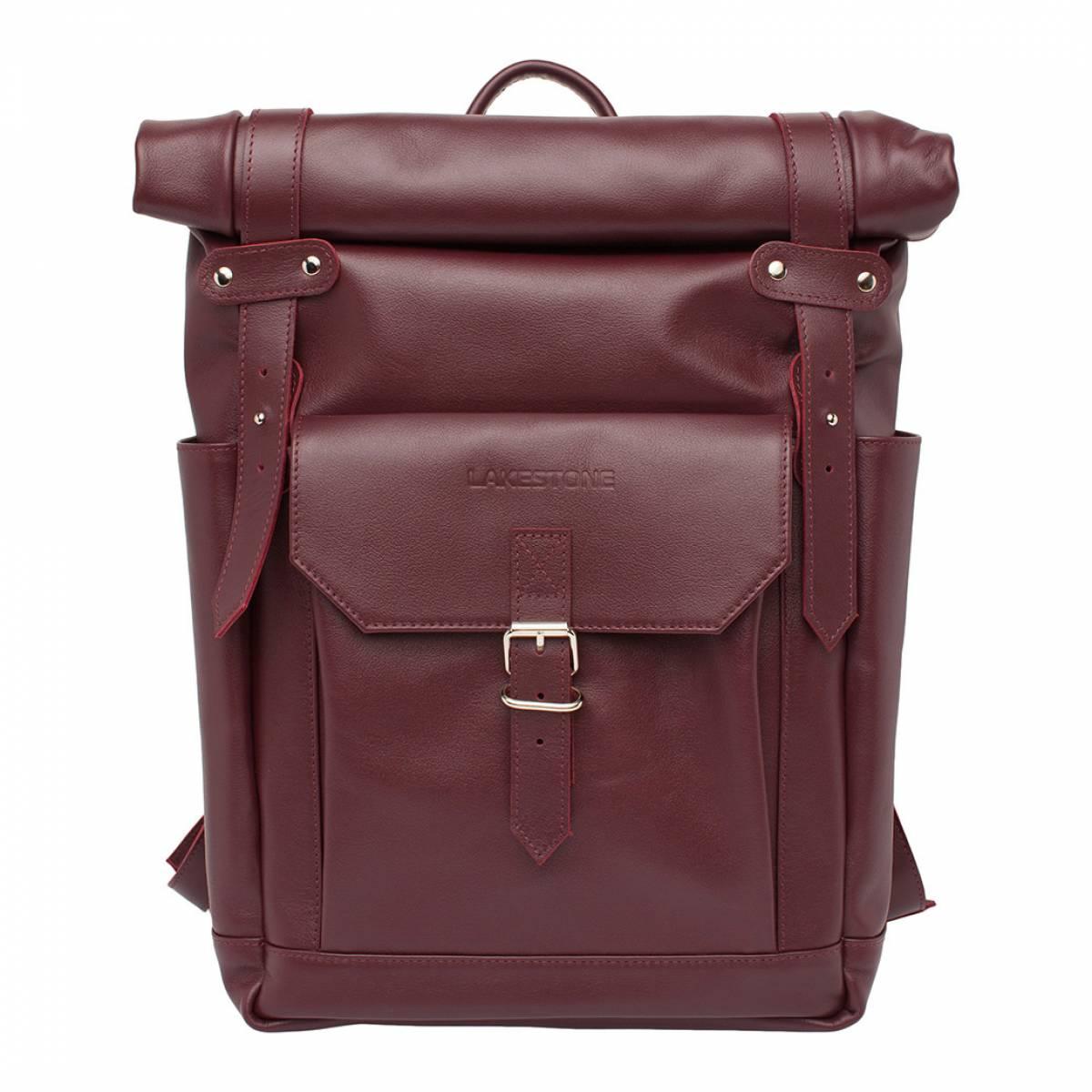 Рюкзак для ноутбука Eliot Burgundy фото