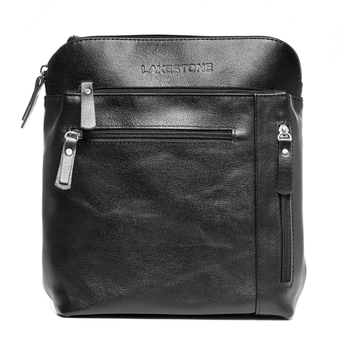 Мужская сумка через плечо Elm Black фото