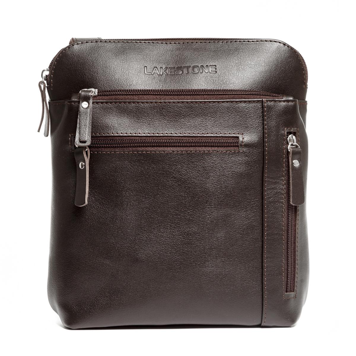 Мужская сумка через плечо Elm Brown фото