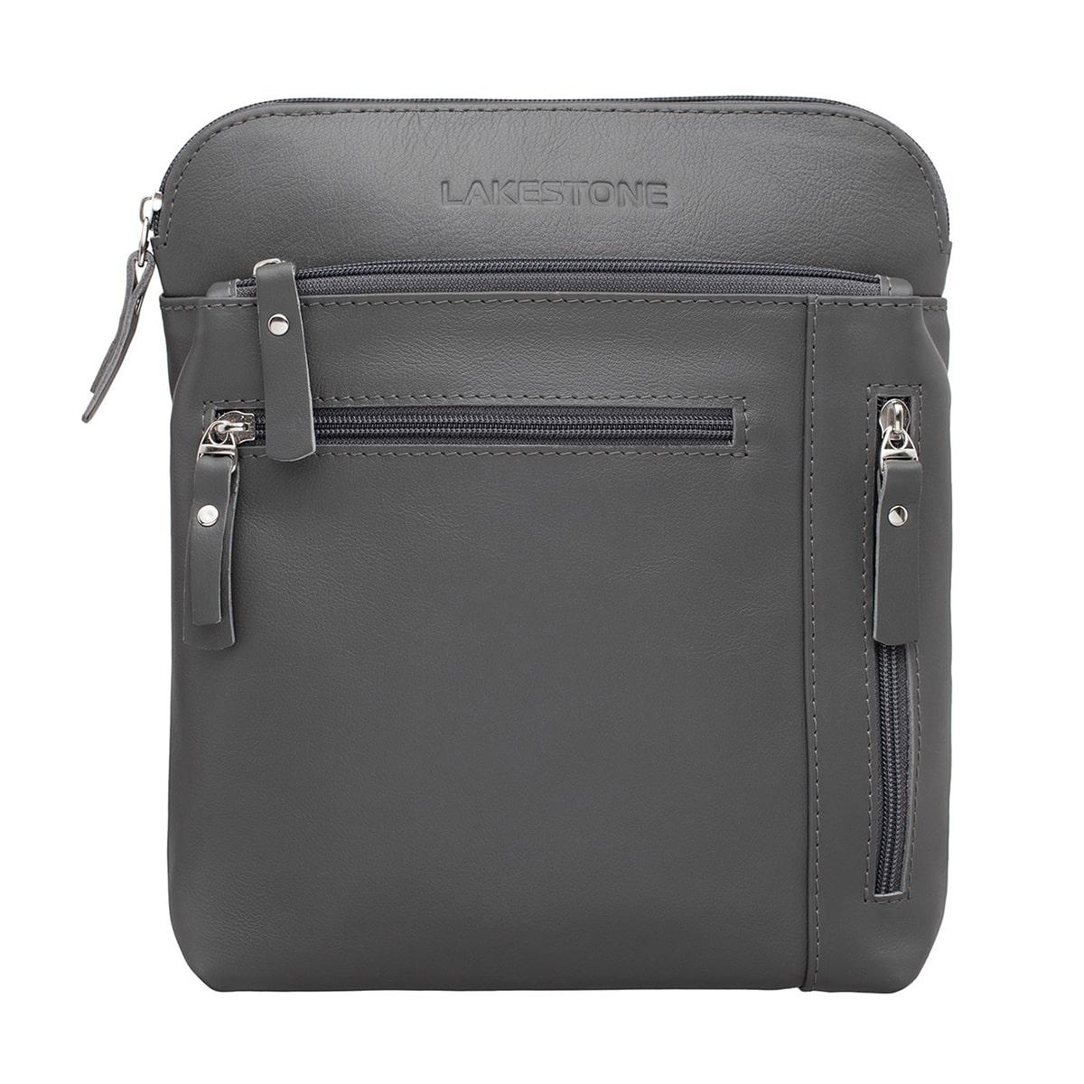 Мужская сумка через плечо Elm Grey
