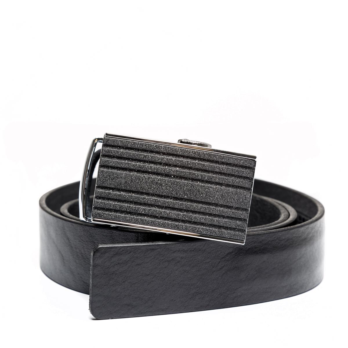 Ремень мужской Flax Black фото