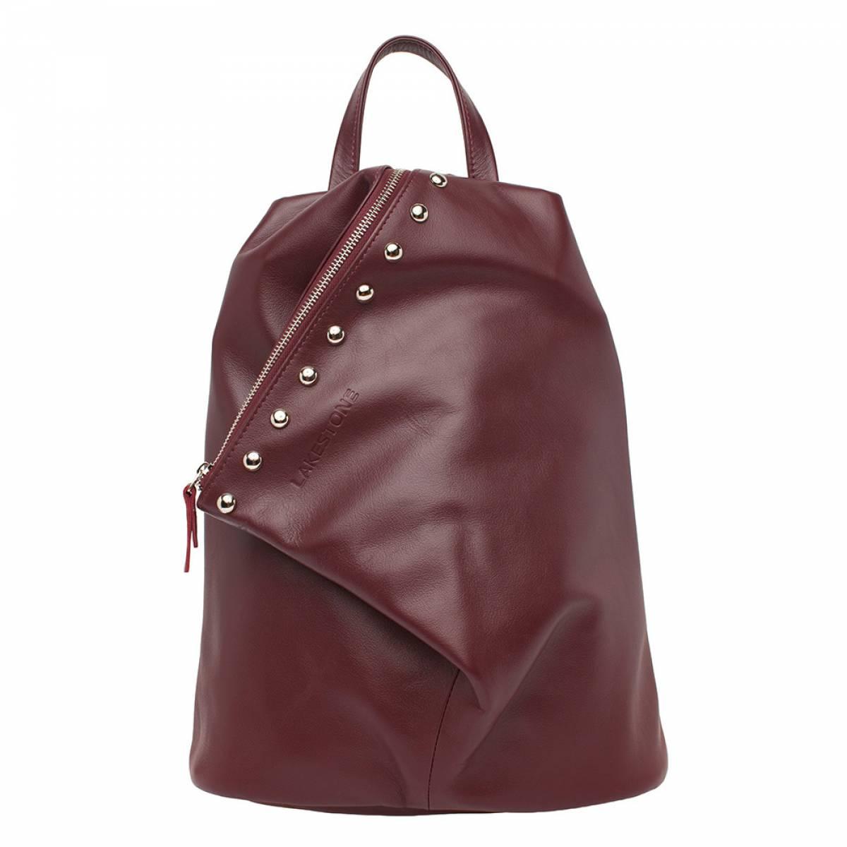 Женский рюкзак Florence Burgundy фото