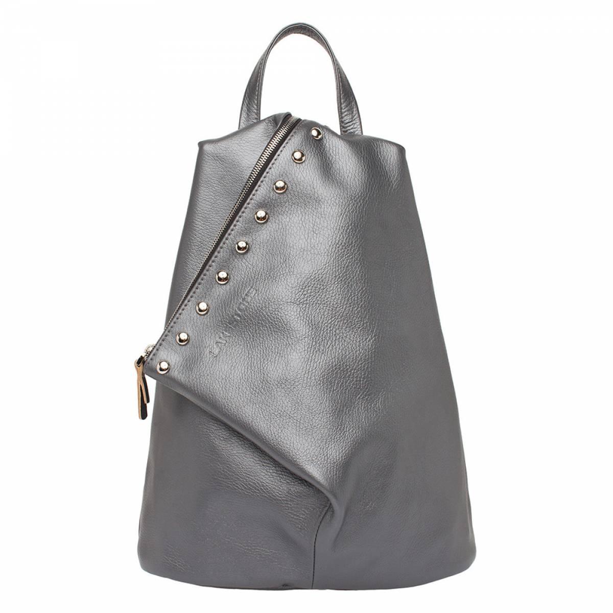 Женский рюкзак Florence Silver Grey фото