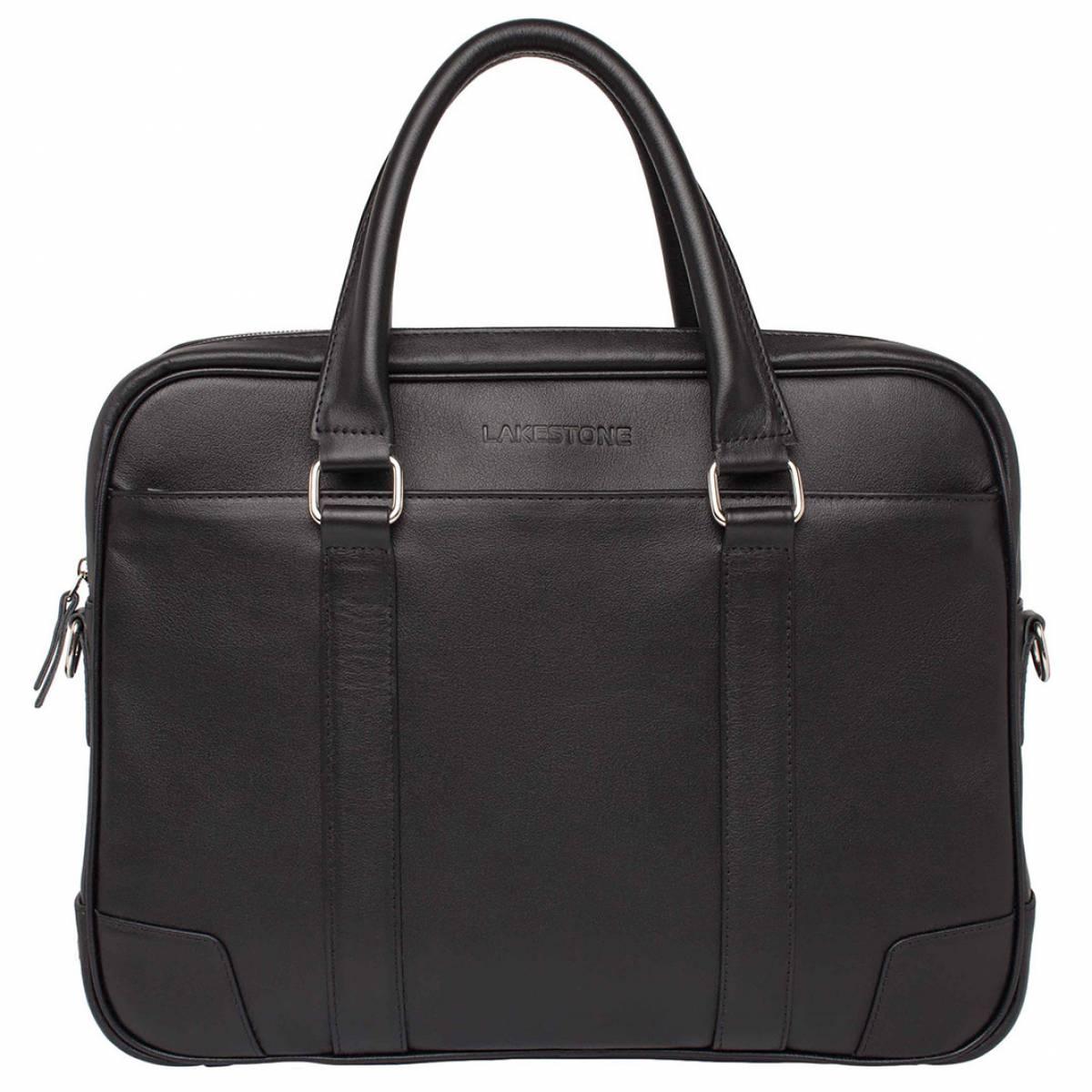 Деловая сумка Foster Black фото