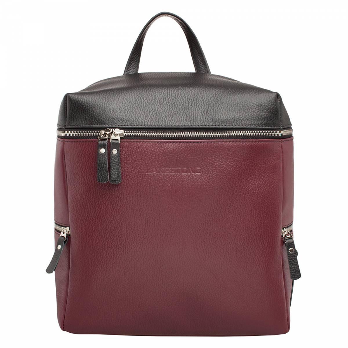 Женский рюкзак Gipsy Burgundy фото