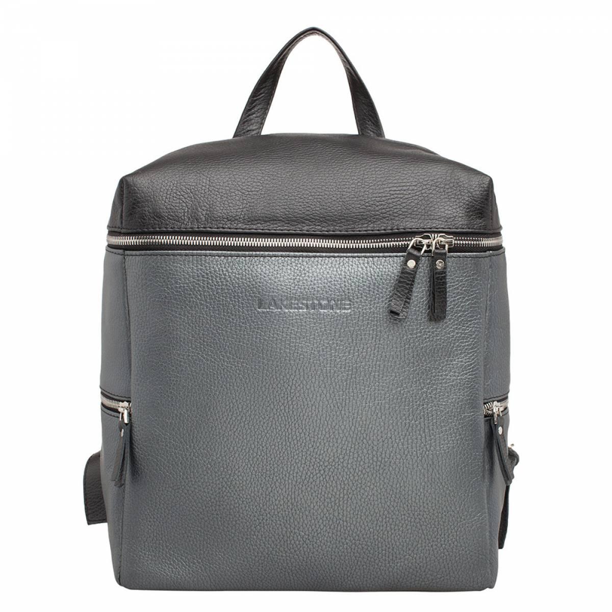 Женский рюкзак Gipsy Silver Grey