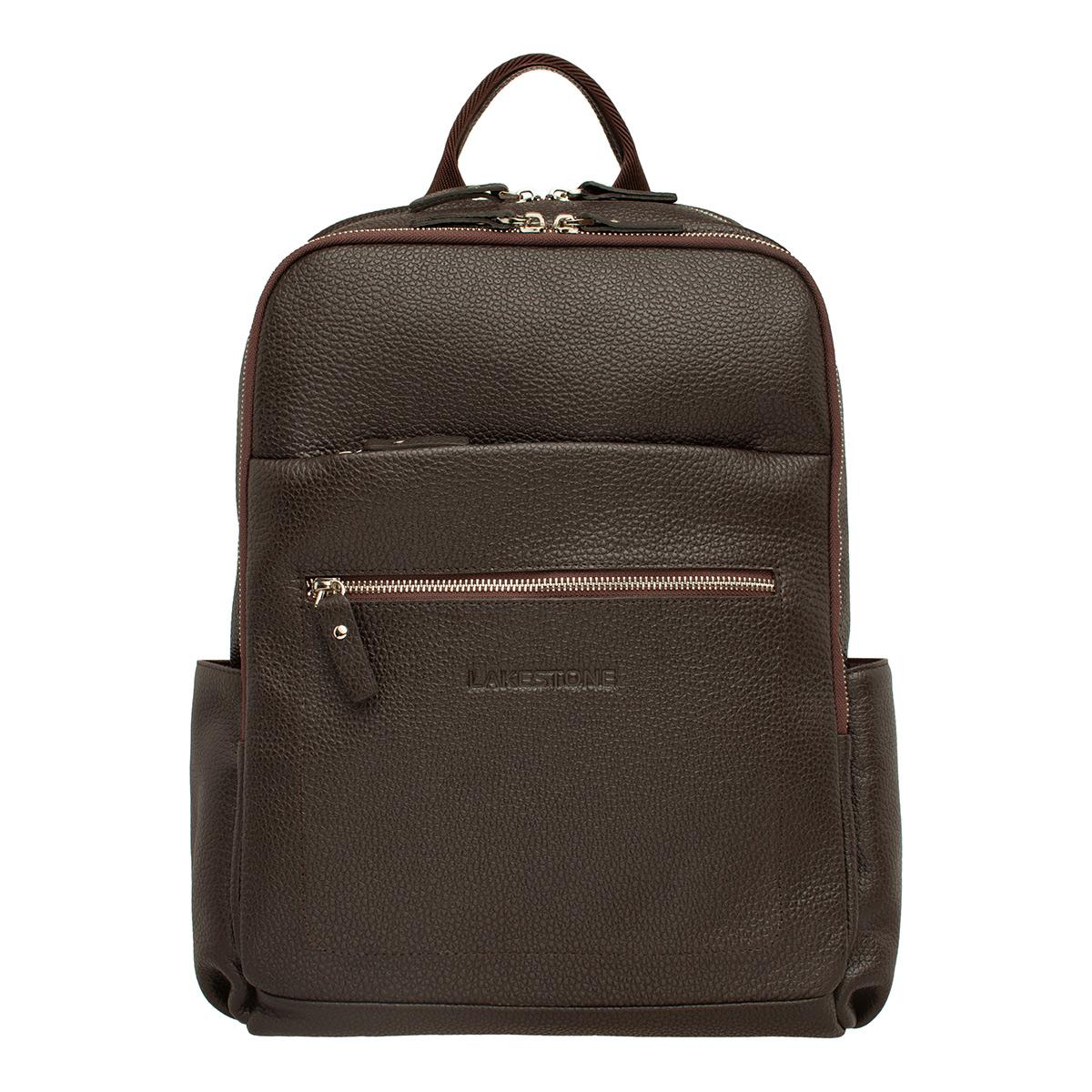Кожаный рюкзак Goslet Brown фото