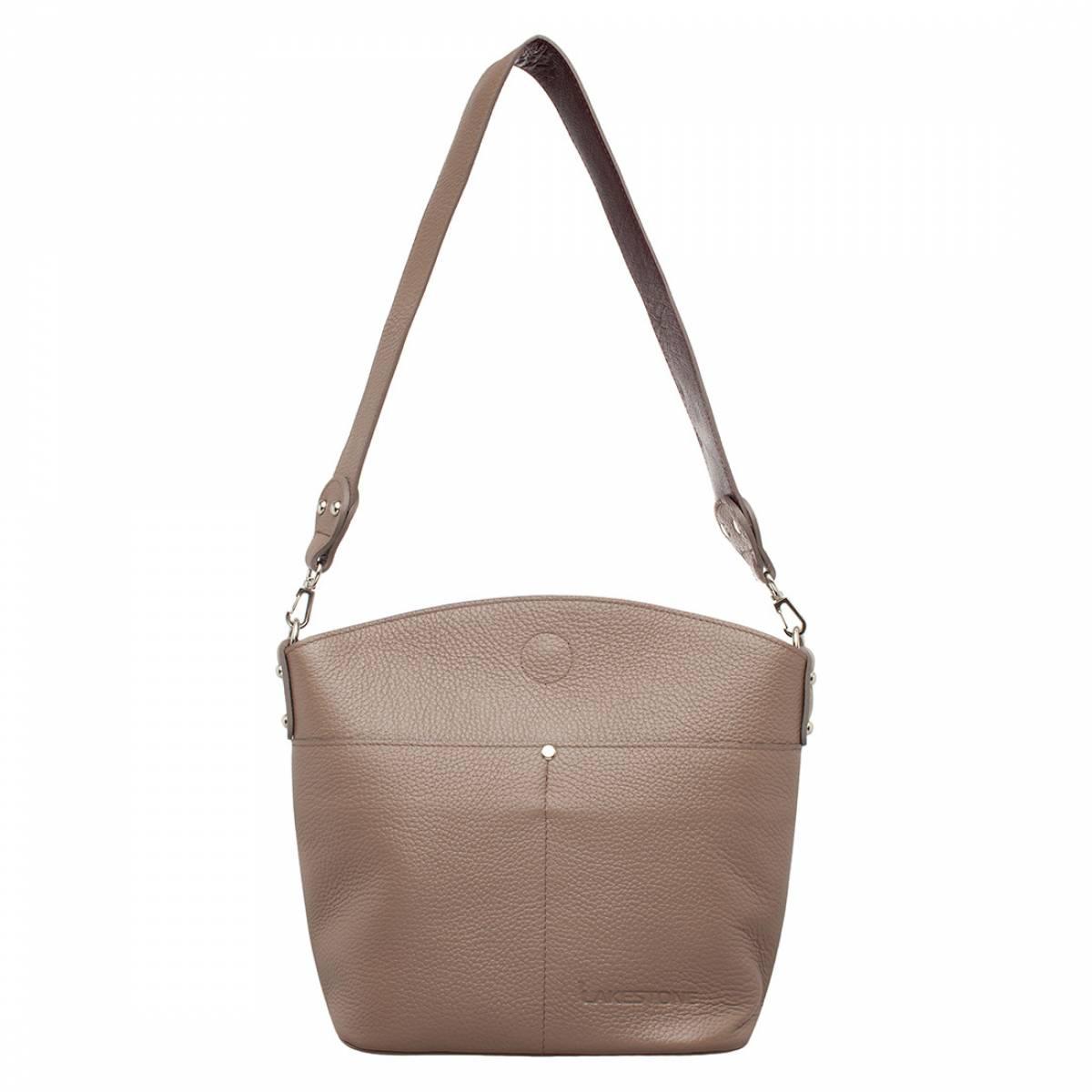 Женская сумка Grindell Taupe фото