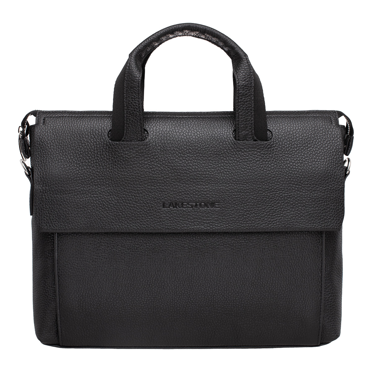 Деловая сумка Gunters Black фото