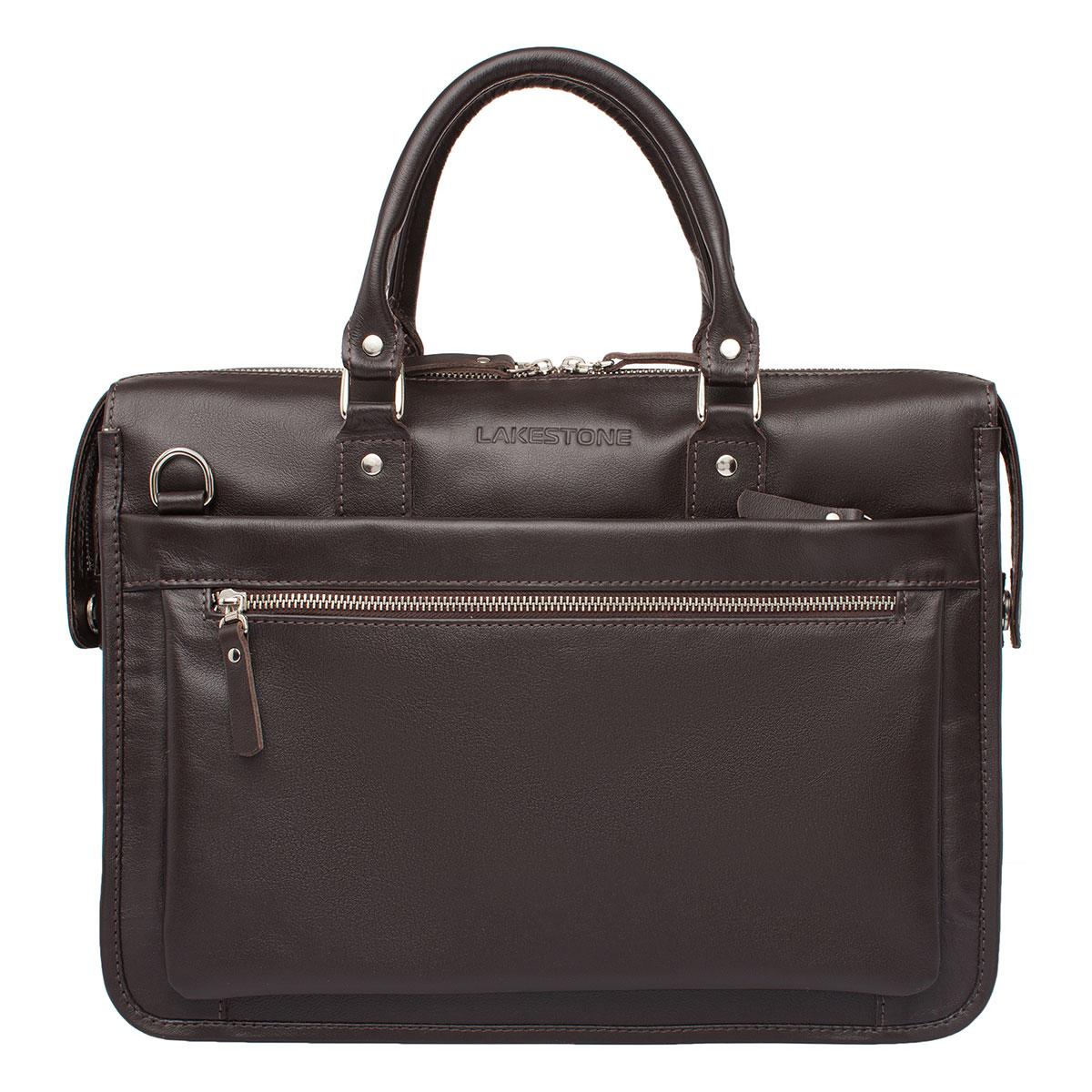 Деловая сумка Halston Brown фото