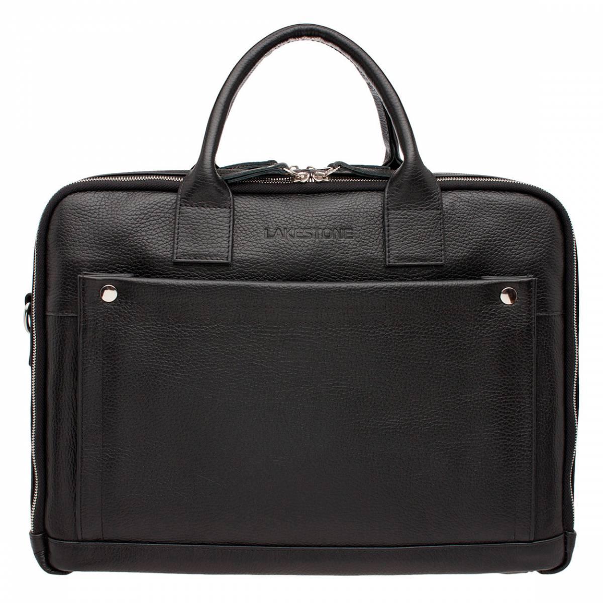 Деловая сумка Hamilton Black
