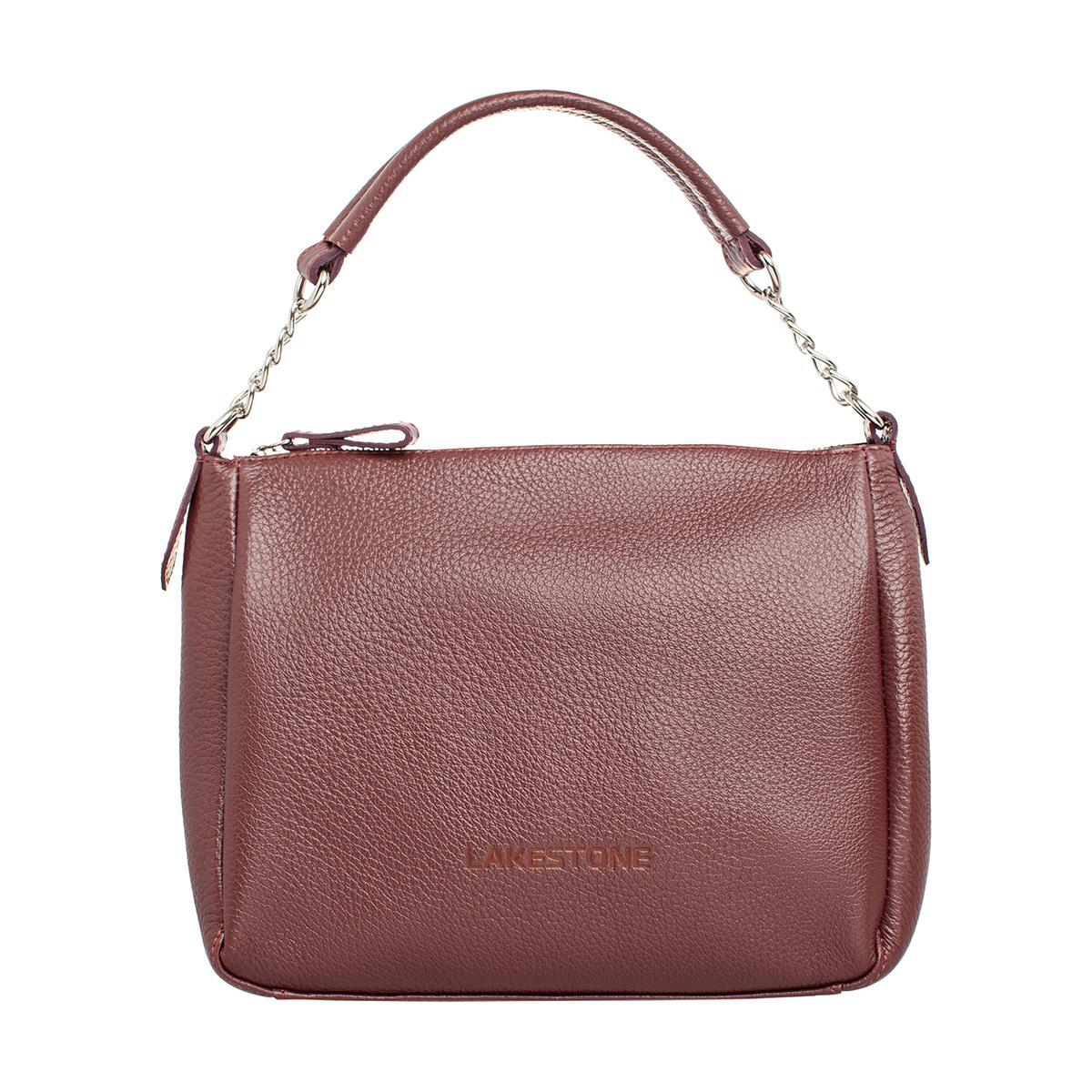 Женская сумка Lacey Burgundy