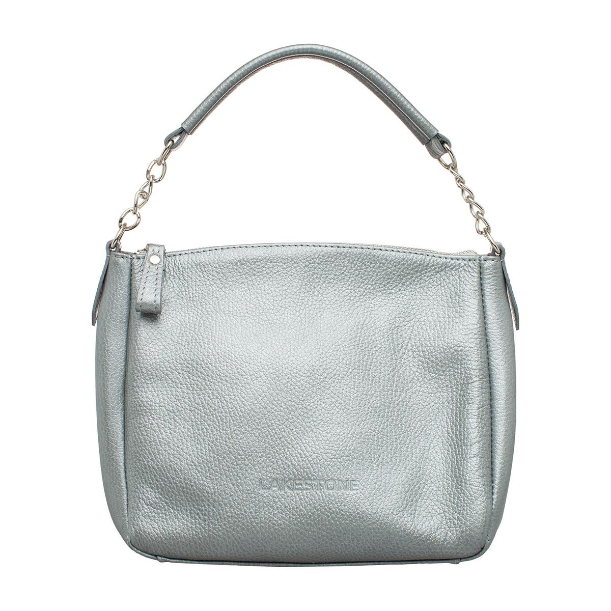 Фото - Женская сумка Lacey Silver Grey