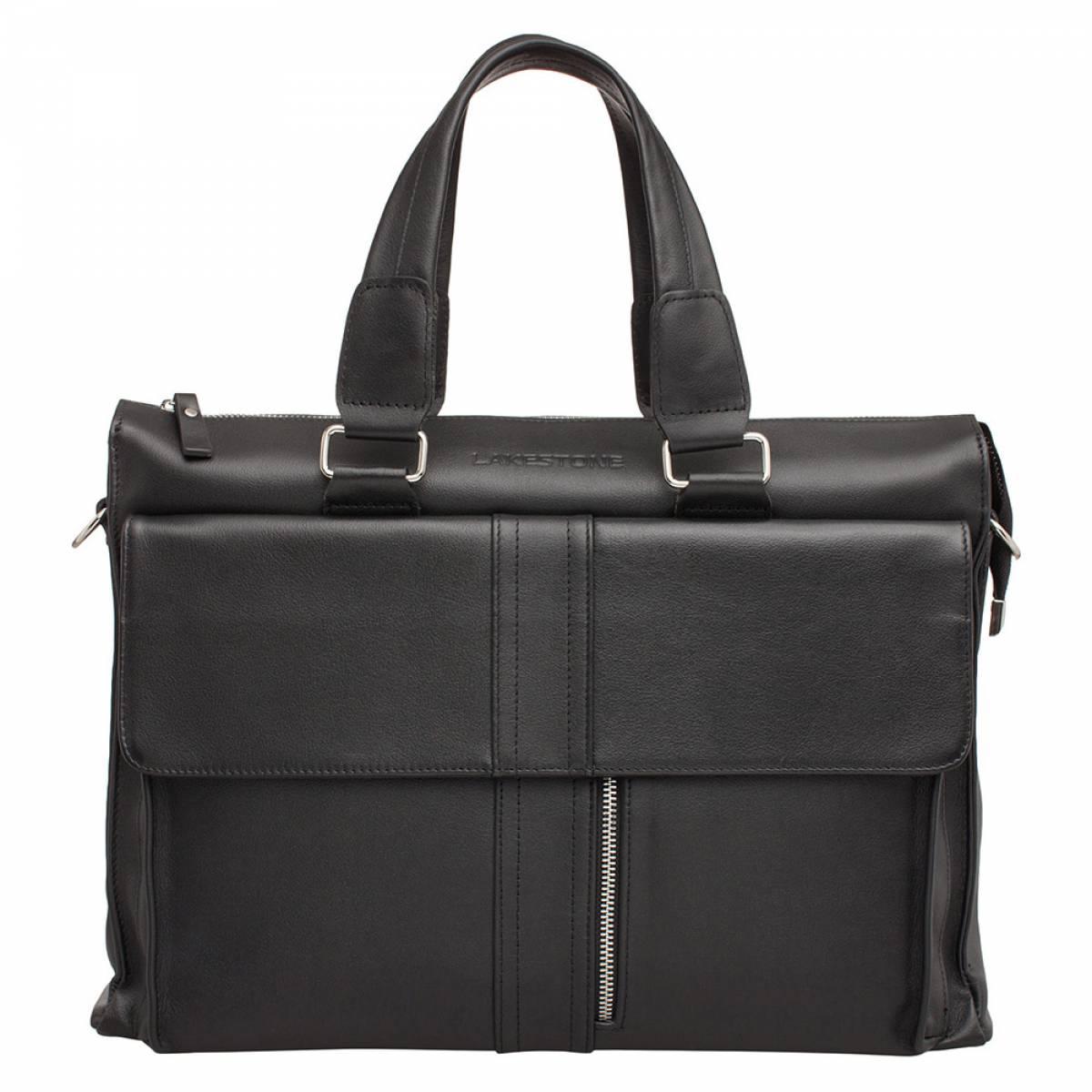Деловая сумка Langton Black фото