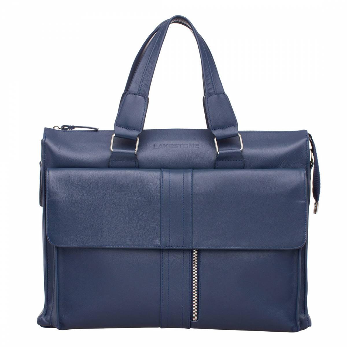 Деловая сумка Langton Dark Blue фото
