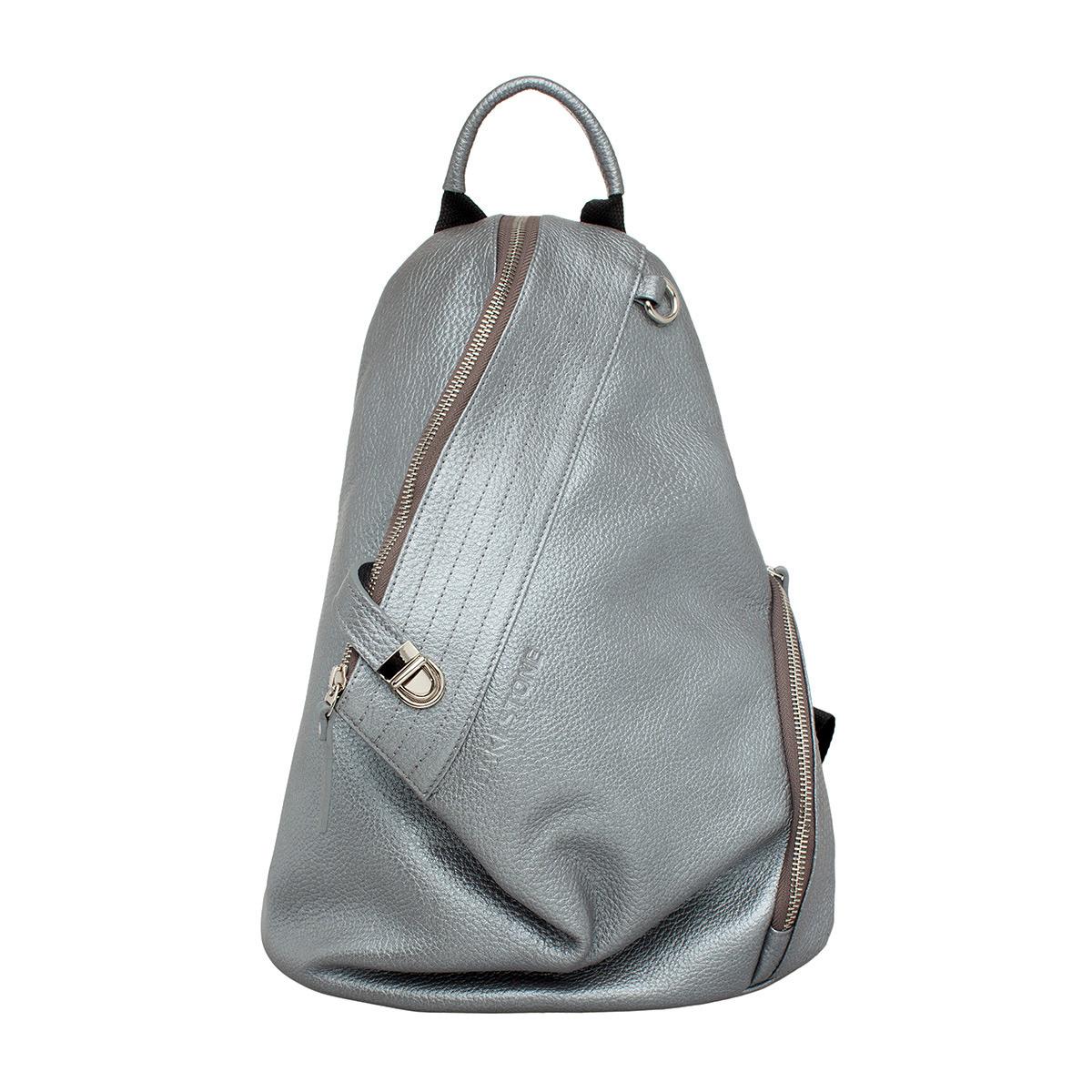 Женский рюкзак Larch Silver Grey фото
