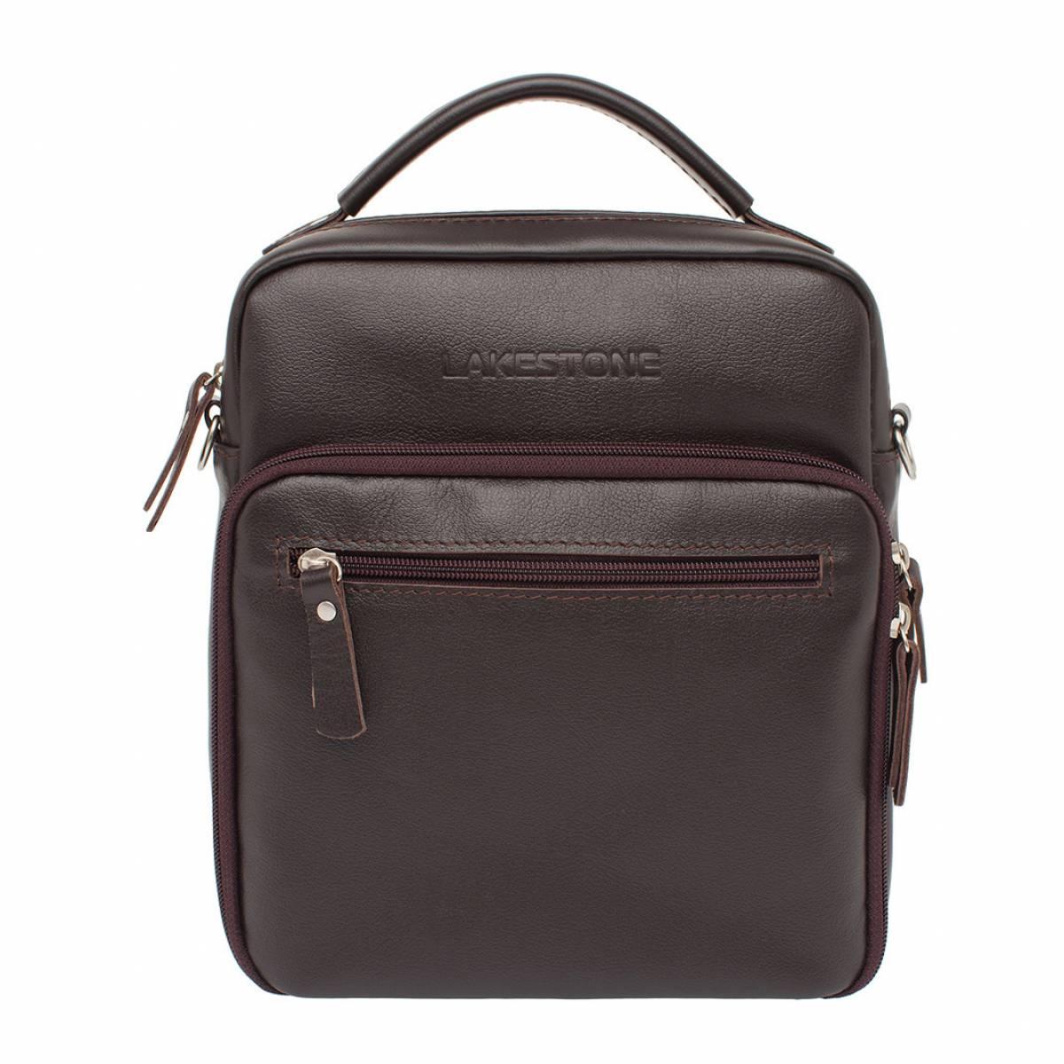 Мужская сумка через плечо Logan Brown