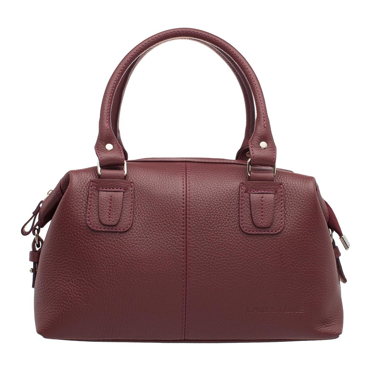 Женская сумка Marsh Burgundy фото