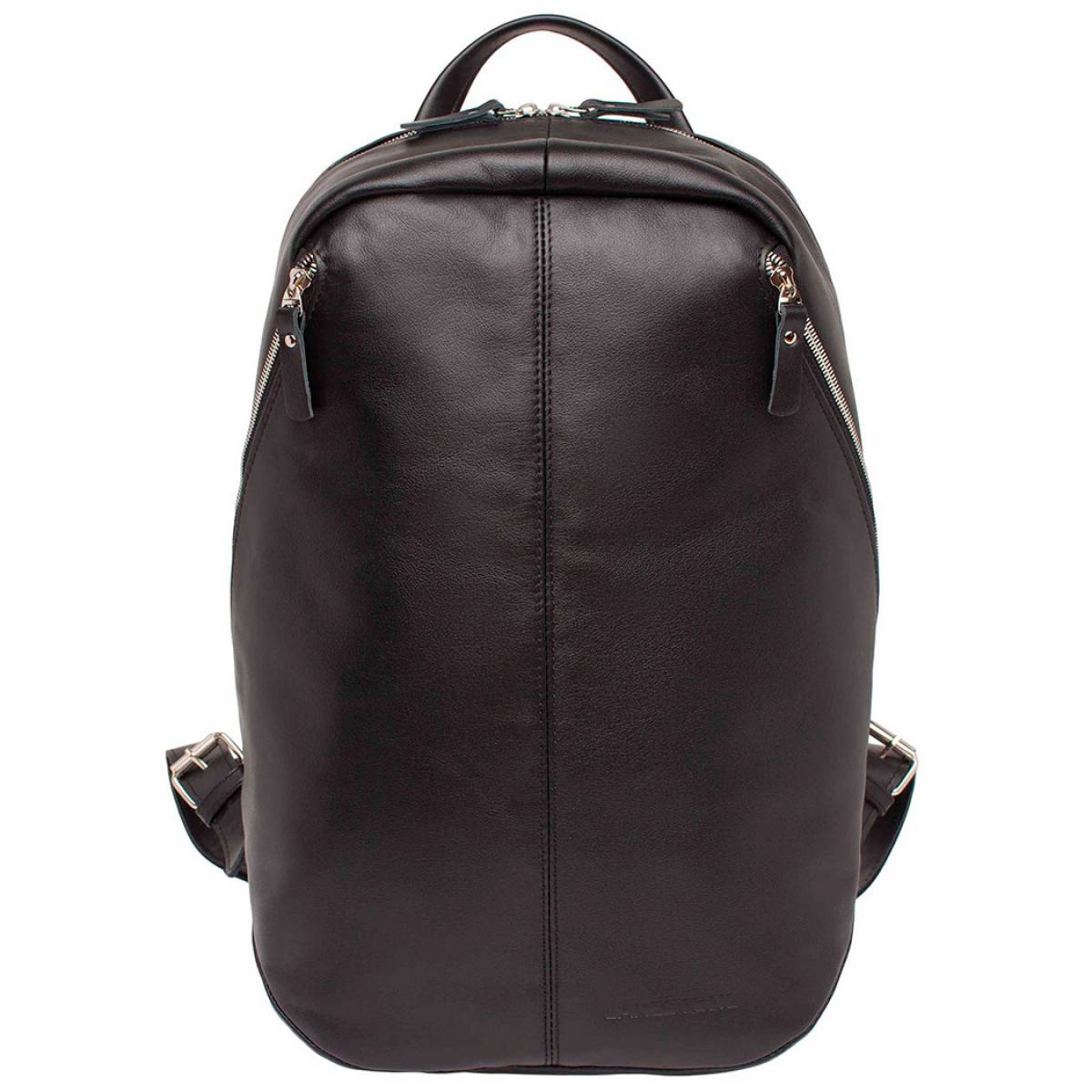 Кожаный рюкзак для ноутбука Pensford Black
