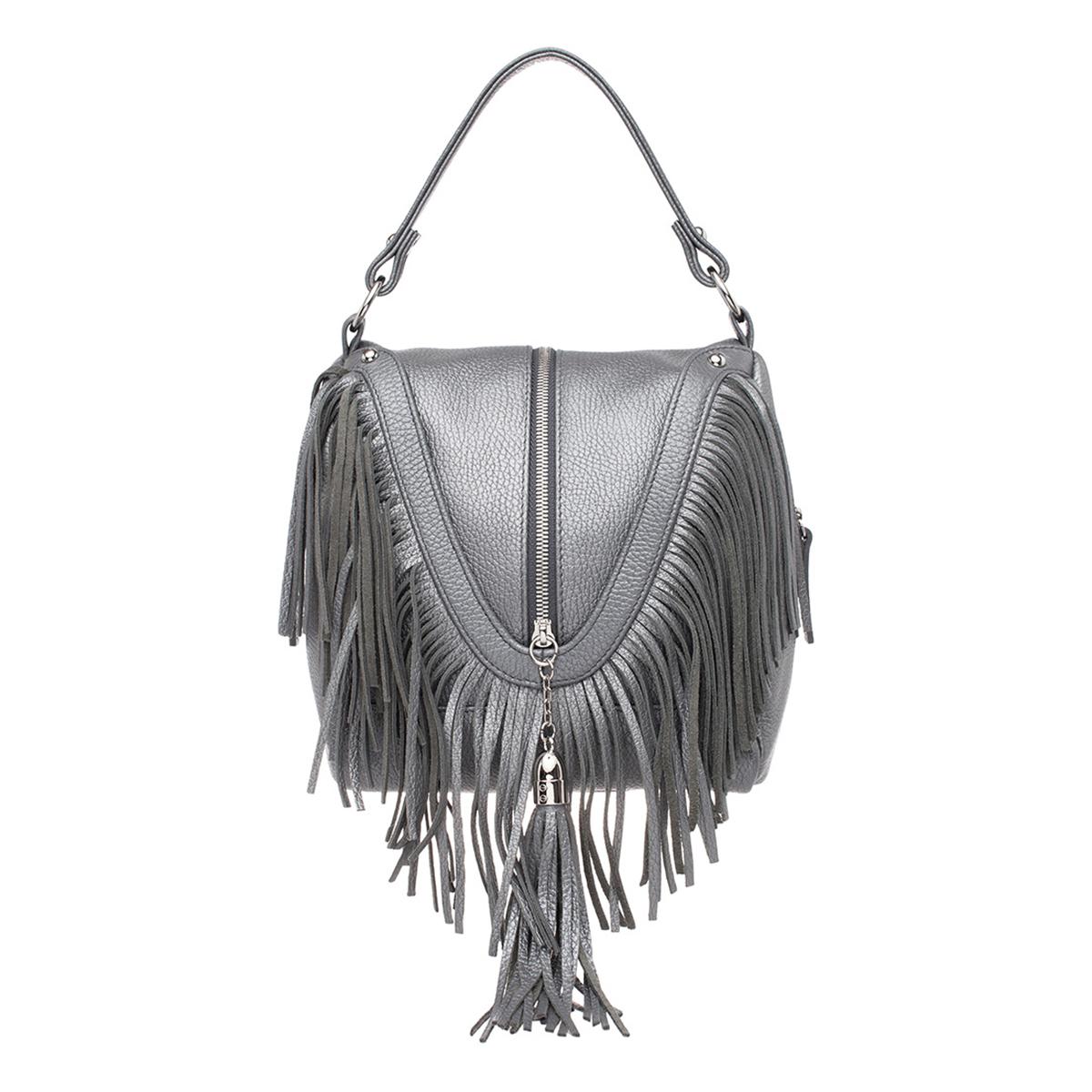 Женская сумка Raymill Silver Grey фото